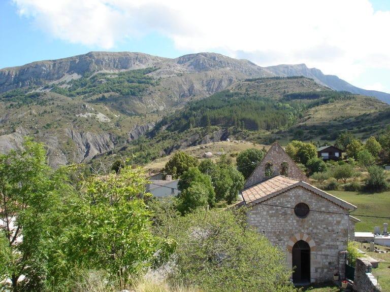 Eglise de Valavoire